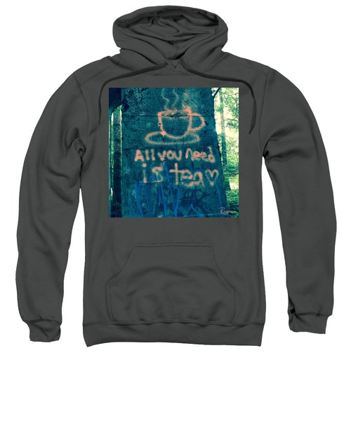 Graffitea Time Sweatshirt