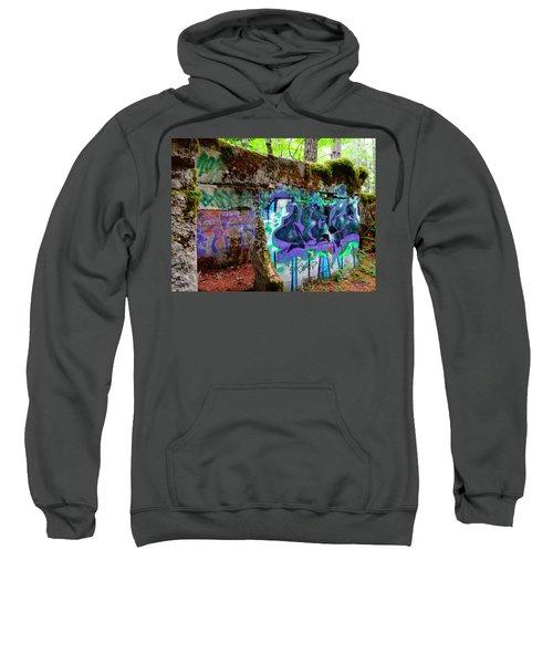 Graffiti Illusion Sweatshirt