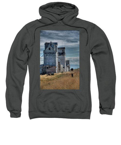 Grain Elevators, Wilsall Sweatshirt