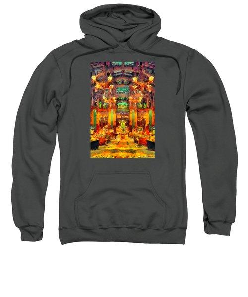 Grand Californian Resort Lobby Sweatshirt