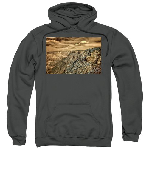 Grand Canyon In Infrared Sweatshirt