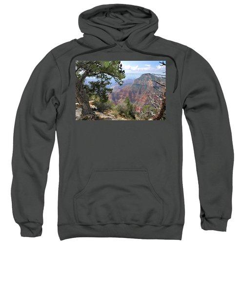 Grand Canyon North Rim - Through The Trees Sweatshirt
