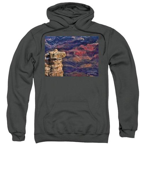Grand Canyon Stacked Rock Sweatshirt