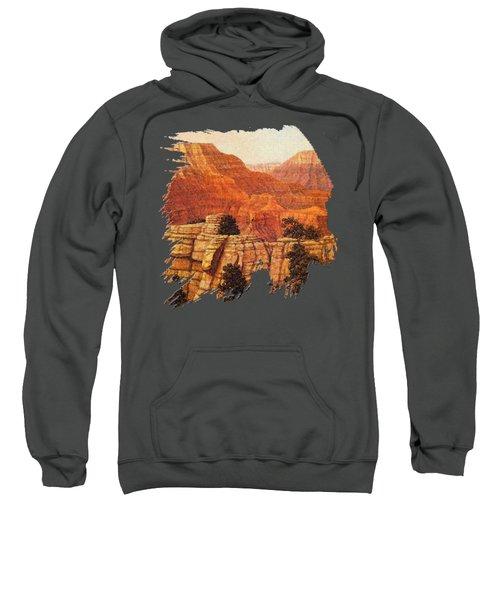 Grand Canyon Sunset Sweatshirt