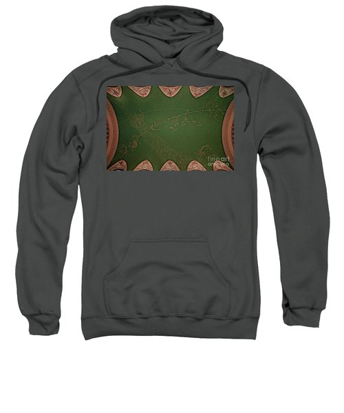 Nyc Grand Central Terminal Ceiling Sweatshirt