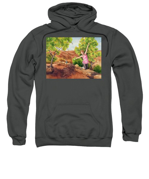 Grand Leap Sweatshirt