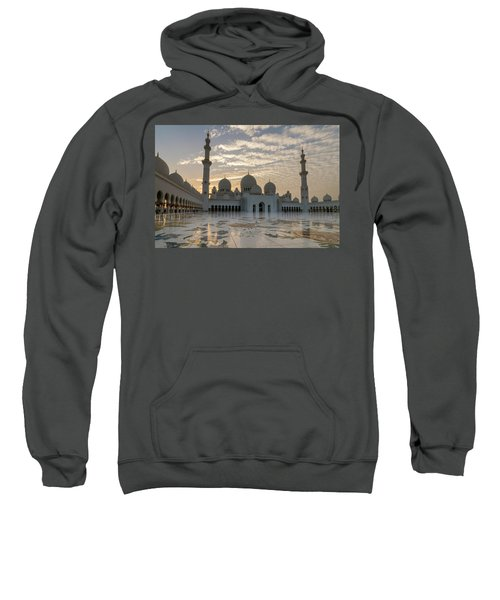 Grand Mosque Sunset Sweatshirt