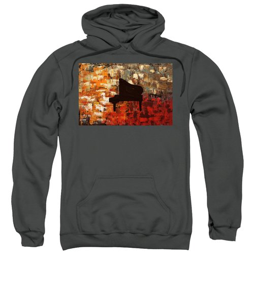 Grand Piano Sweatshirt
