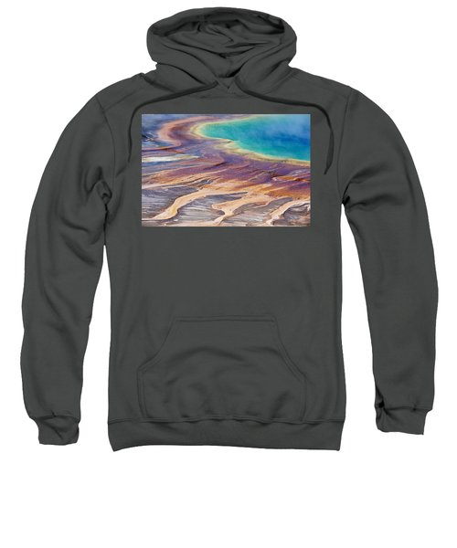 Grand Prismatic Spring 2 Sweatshirt