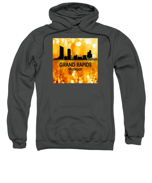 Grand Rapids Mi 3 Squared Sweatshirt