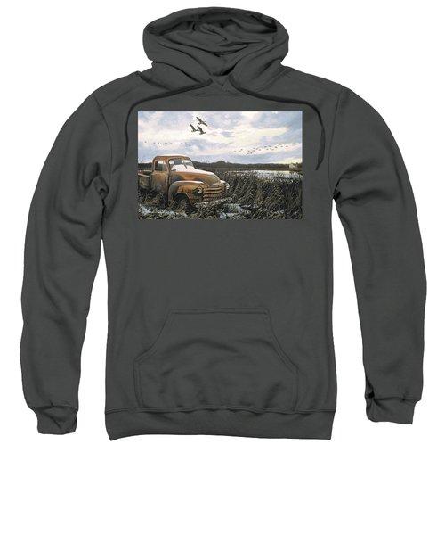 Grandpa's Old Truck Sweatshirt
