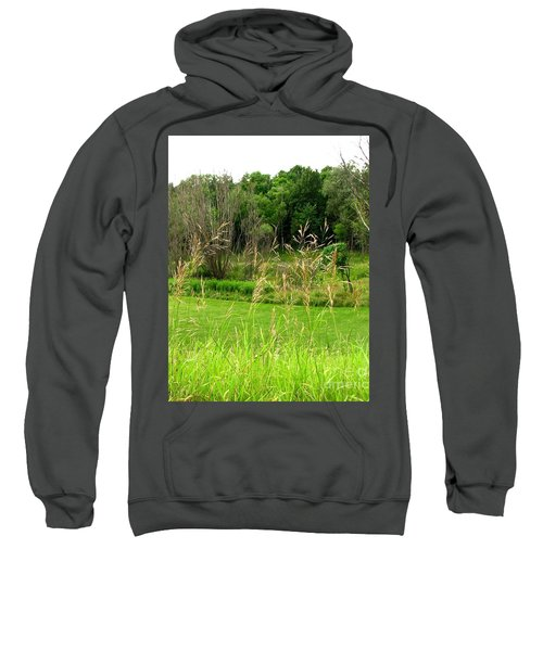 Swaying Grass Sweatshirt