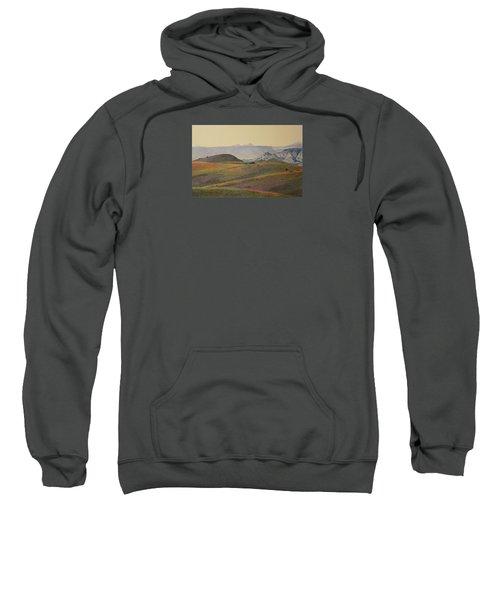 Grasslands Badlands Panel 2 Sweatshirt