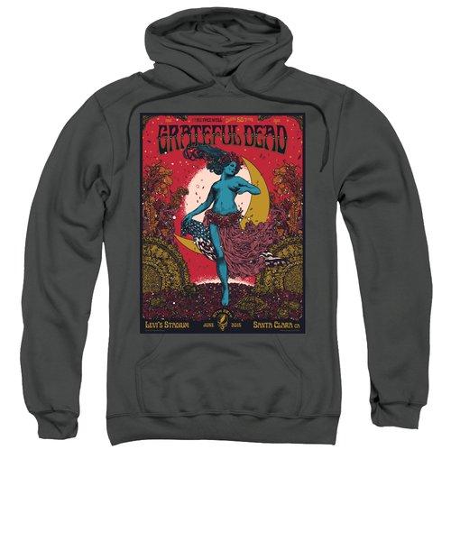 Grateful Dead Levi's Stadium Santa Clara Ca Sweatshirt