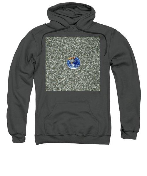 Gray Space Sweatshirt