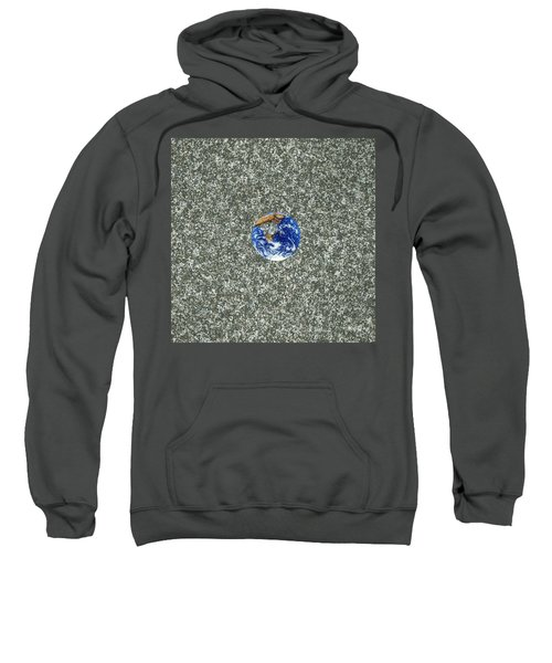 Gray Space Sweatshirt