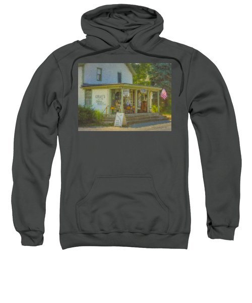 Gray's Store In Little Compton Rhode Island Sweatshirt
