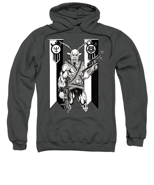 Great Goat War Sweatshirt