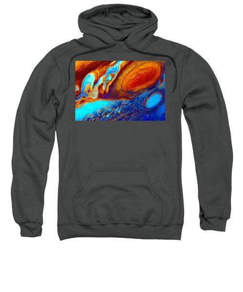 Jovian Turbulence Sweatshirt