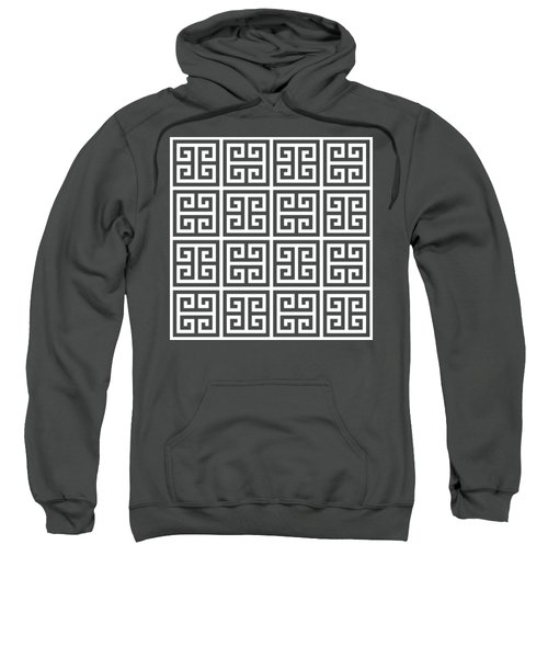Greek Pattern 2 Sweatshirt