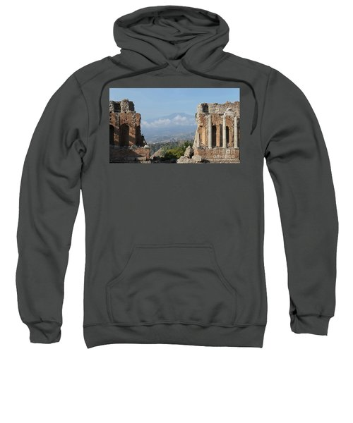 Greek Theatre Taormina Sweatshirt