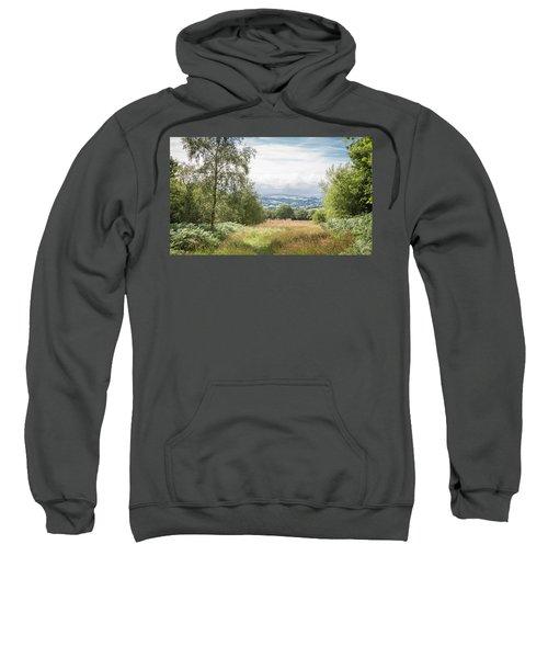 Green Corridor Sweatshirt