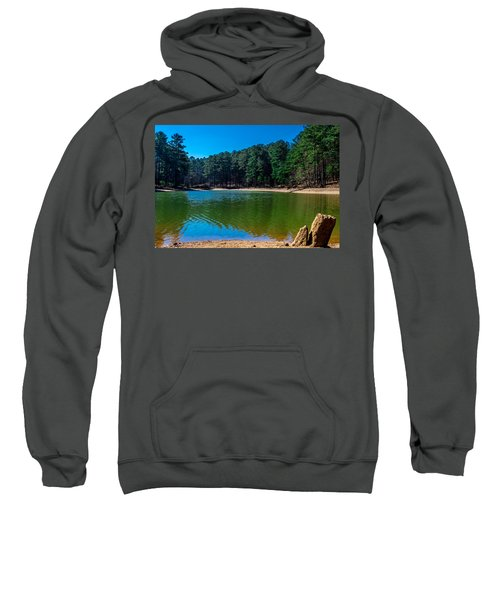 Green Cove Sweatshirt