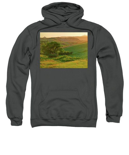 Green Dakota Dream Sweatshirt