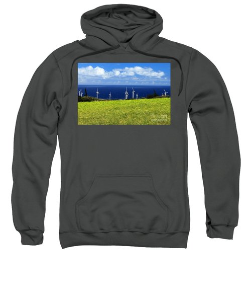 Green Energy Sweatshirt