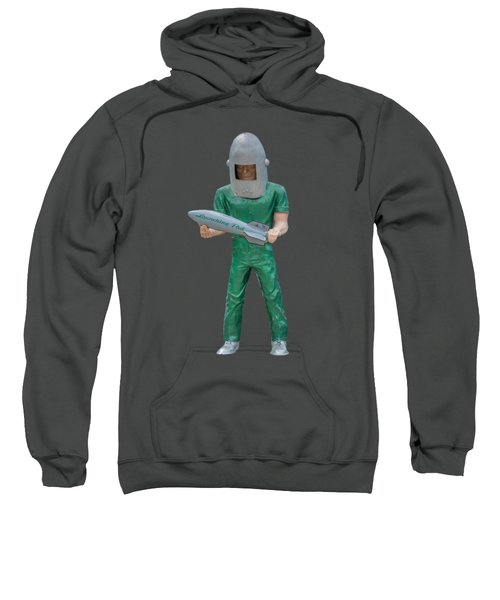 Green Giant Sweatshirt