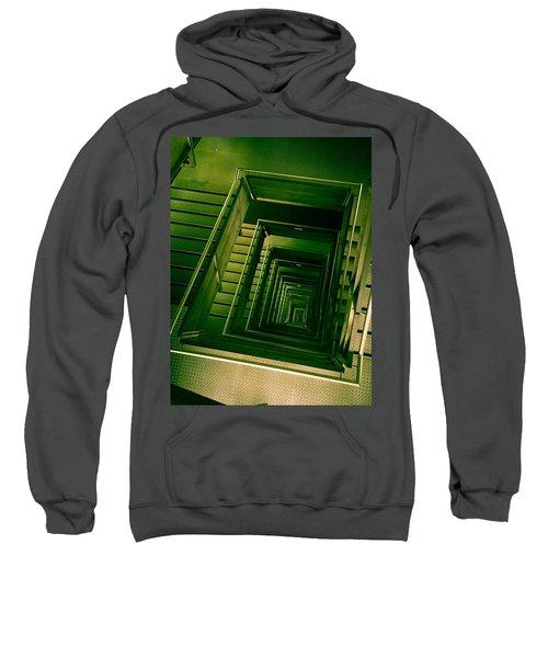 Green Infinity Sweatshirt