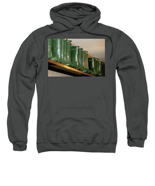 Green Wellies Sweatshirt