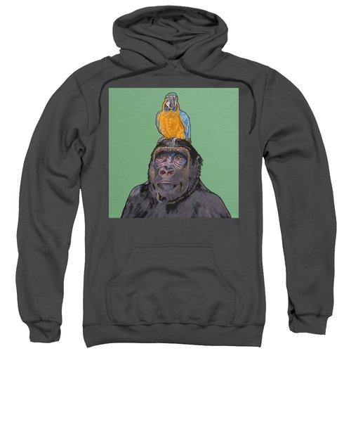 Gregory The Gorilla Sweatshirt