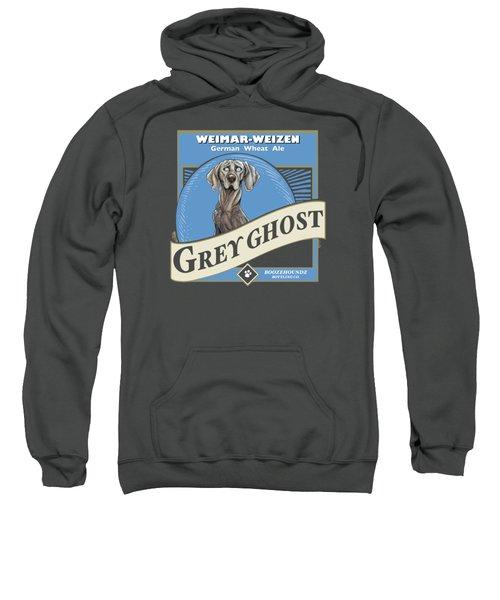 Grey Ghost Weimar-weizen Wheat Ale Sweatshirt
