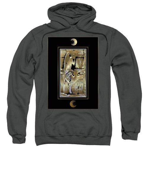 Grief Angel - Black Border Sweatshirt