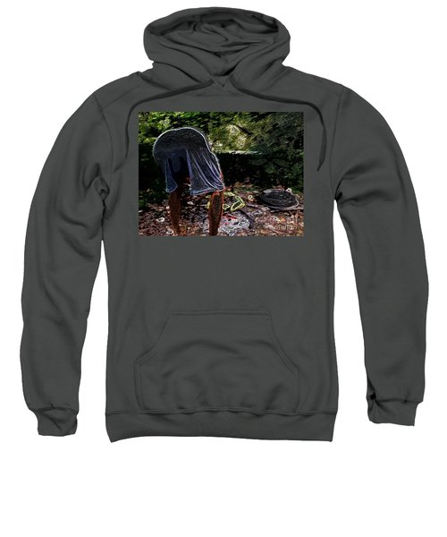 Grilling Out Sweatshirt