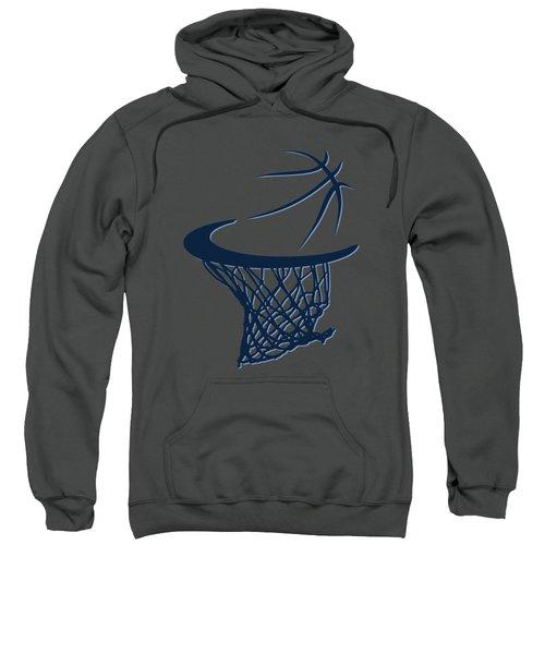 Grizzlies Basketball Hoop Sweatshirt
