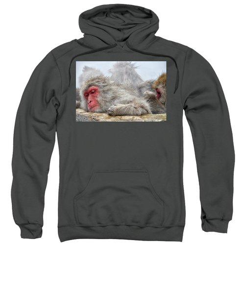 Grooming Sweatshirt