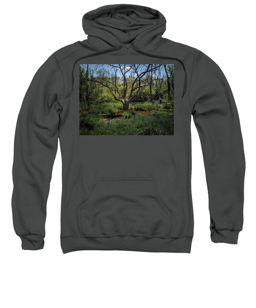 Growning From The Marsh Sweatshirt