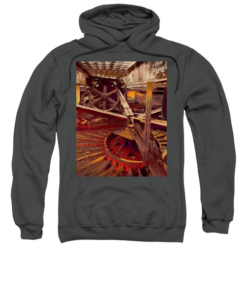 Grunge Gears Sweatshirt