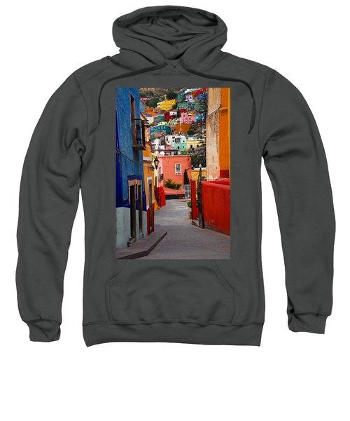 Guanajuato Lane Sweatshirt