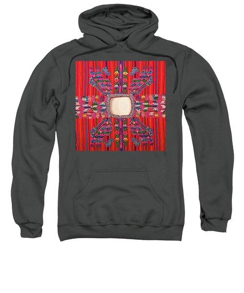 Guatemalan Arts And Crafts Sweatshirt