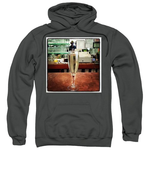 Sweatshirt featuring the photograph Guess What Guess Where? by Mr Photojimsf