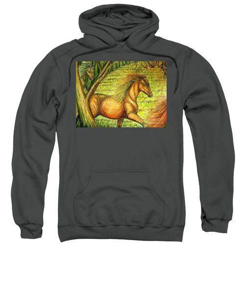 Guidance-out Of The Woods Sweatshirt