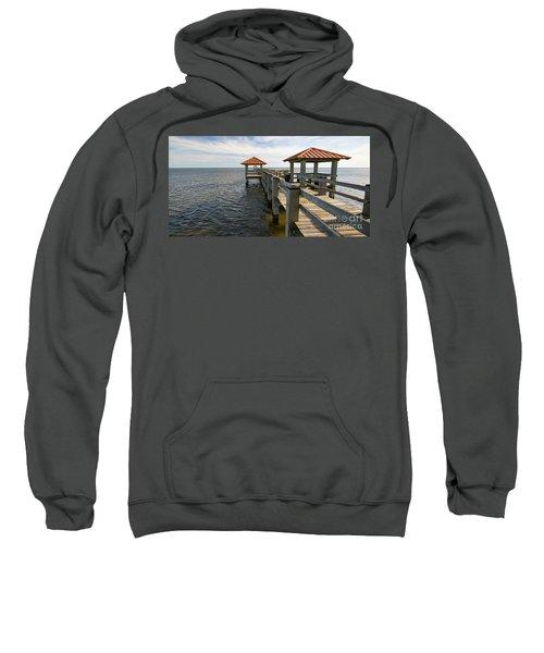 Gulf Coast Pier Sweatshirt