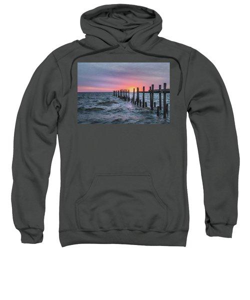Gulf Coast Sunrise Sweatshirt