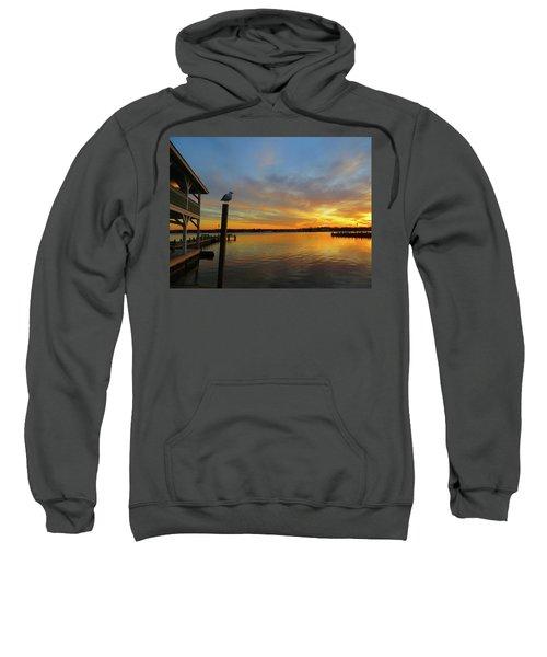 Gull Sunset Sweatshirt