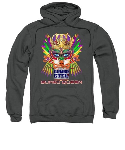 Gumbo Queen 1 All Products  Sweatshirt