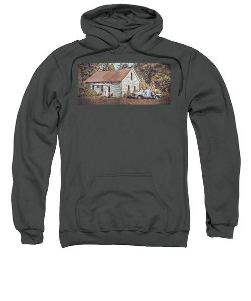 Gus Klenke Garage Sweatshirt