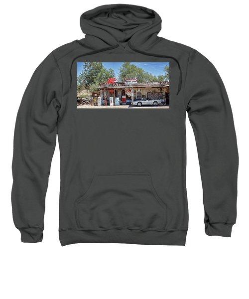 Hackberry General Store On Route 66, Arizona Sweatshirt
